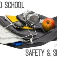 Stay Secure – Back To School Safety Tip #LSSS