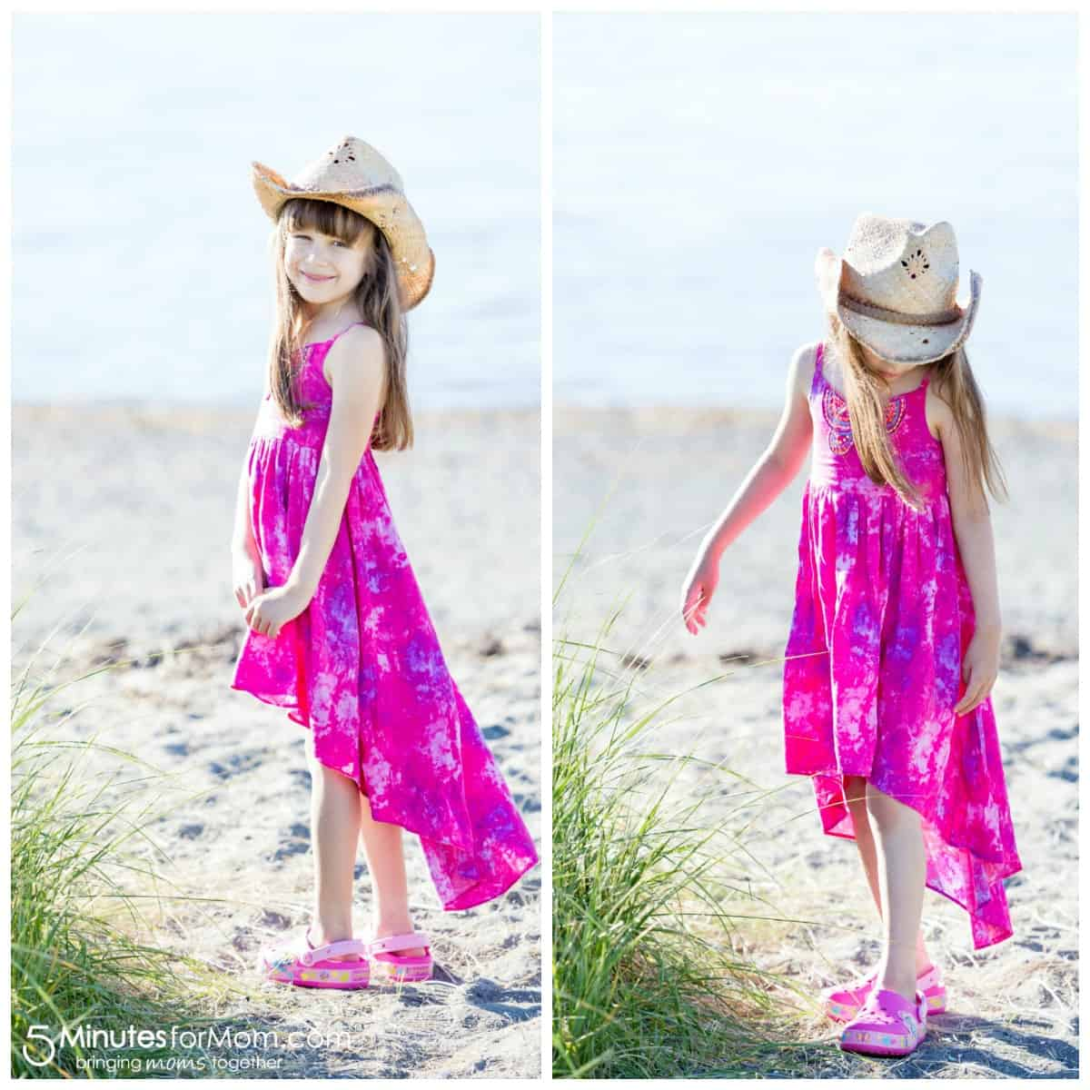 Crocs® Summer Fashion For Girls