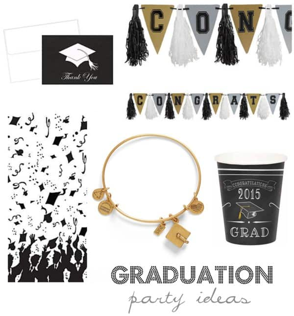 Graduation Party Ideas and Tips - Hosting a graduation party does not have to be expensive or elaborate. Use these ideas and tips to get started