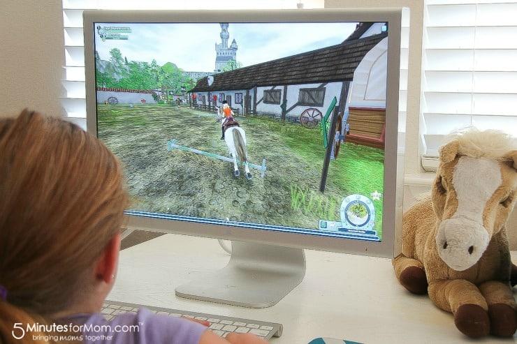 Star Stable Horse Riding Adventure Game   5minutesformom.com
