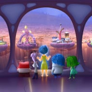 Meet the Emotions Inside Your Head with Disney/Pixar's New Movie Inside Out -#InsideOut