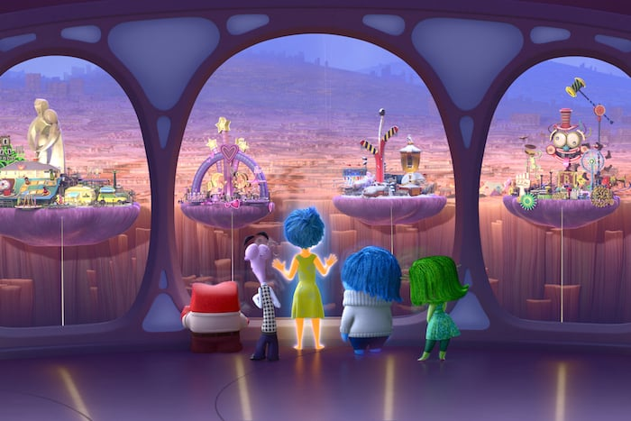 INSIDE OUT - Islands of Personality - #InsideOut