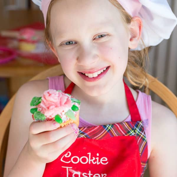 Wordless Wednesday — Cupcake Maker