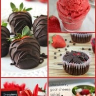 15 Sweet Strawberry Recipes