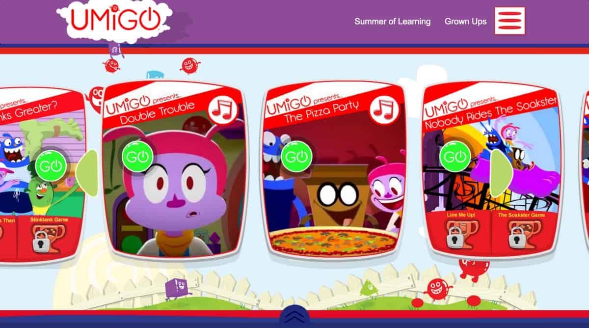 UMIGO Games