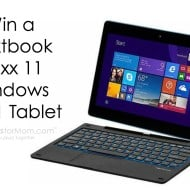Win a Nextbook Flexx 11 Windows 2-in-1 Tablet #Giveaway