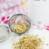 Wordless Wednesday — Lemon Lily Organic Tea