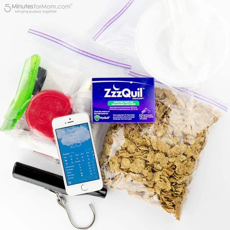 travel tips packing with zzzquil my top 5 travel hacks traveltipzzz @zzzquil 5 minutes for mom