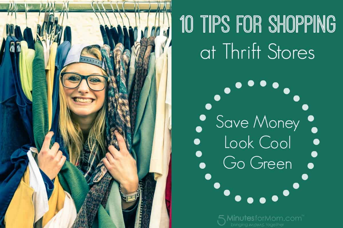 10 Tips for Shopping at Thrift Stores to Help You Save ...
