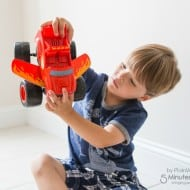Put STEM into Action with Blaze and the Monster Machine Toys