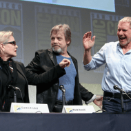 Watch the Star Wars: The Force Awakens Comic-Con Reel Here – #StarWars #TheForceAwakens