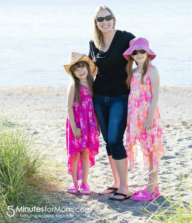 Crocs make great Summer Shoes for the whole Family