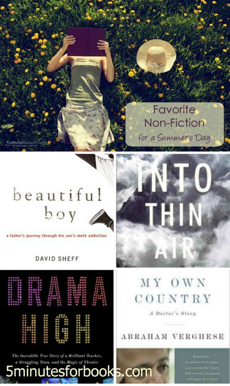Favorite Non-Fiction for a Summer Day