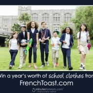 Smart School Clothes @FrenchToastcom #Giveaway #BTSTech