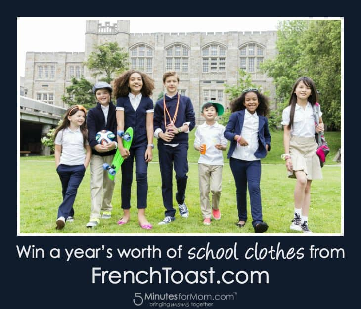 French Toast School Uniforms Giveway