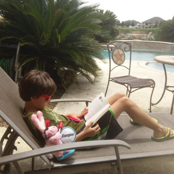 Where have you taken your Summer Reading?