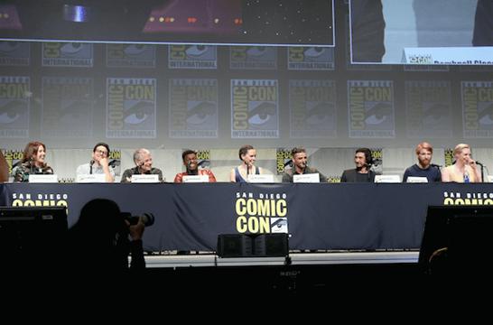 Star Wars Panel at Comic-Con 2015