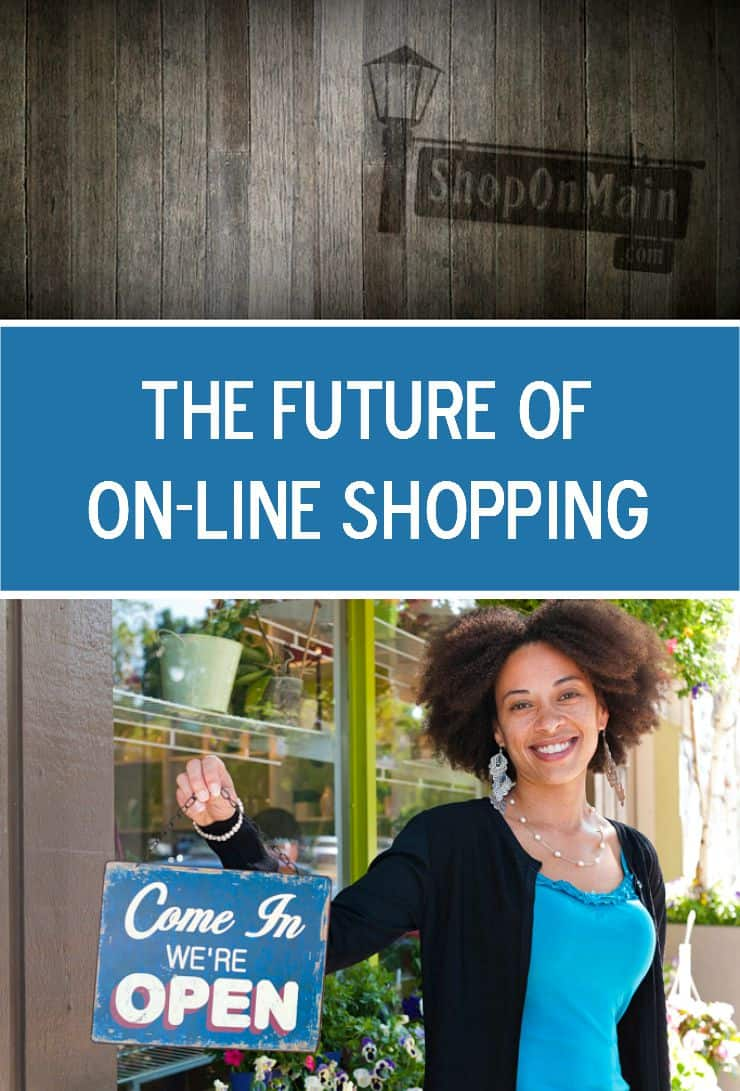 Be the first to experience the future of on-line shopping with ShopOnMain.com