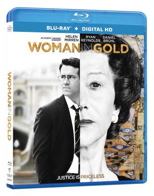 Woman in Gold movie Helen Mirren Ryan Reynolds