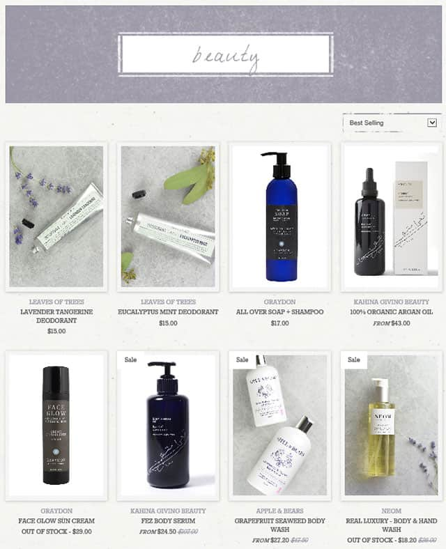 Petal and Post Organic Products