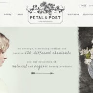 Petal & Post — A Chic e-Boutique that Pledges Purity #Giveaway