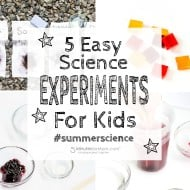 How to Keep Your Kids Excited About Science #SummerScience