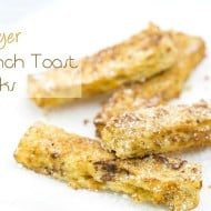 Airfryer French Toast Sticks PLUS Philips Airfryer