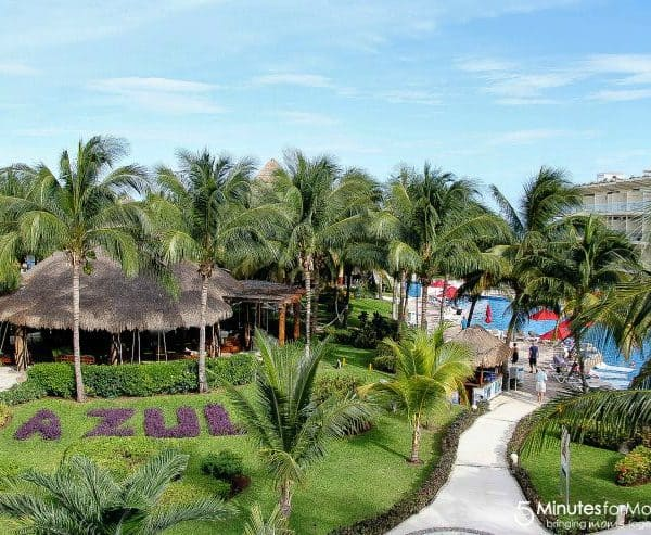 A Look Inside the Nickelodeon Experience at Azul Hotels in the Riviera Maya, Mexico