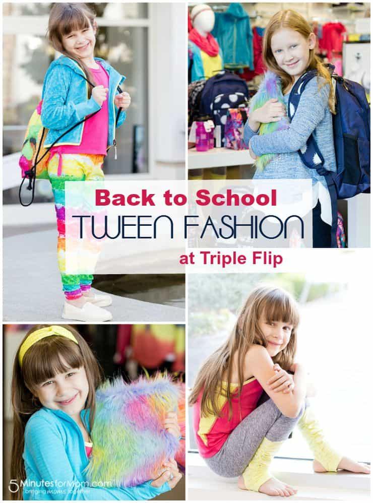 Back to School Tween Fashions