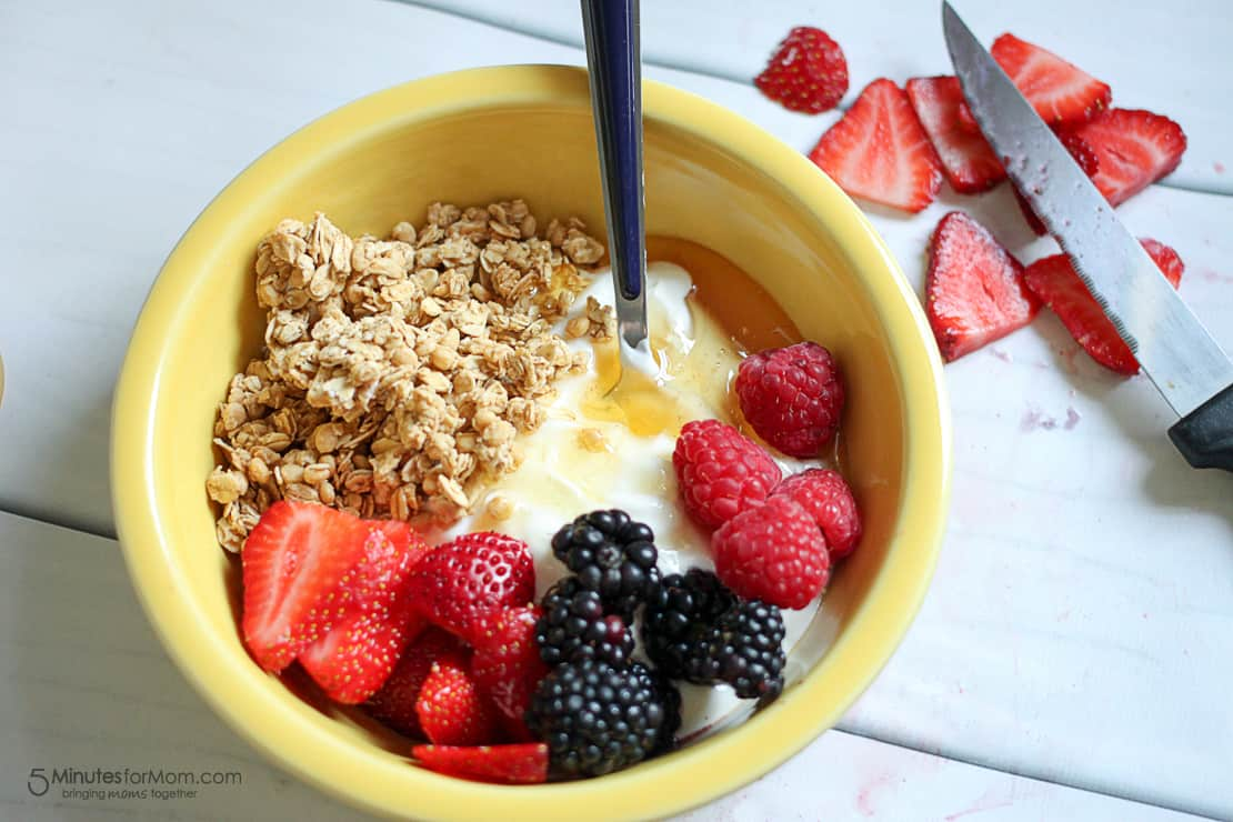 how to prepare for healthy breakfast