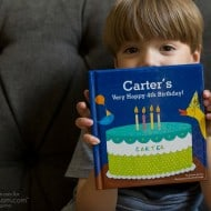 Make Your Child Feel EXTRA Special with Personalized Children's Books #ISeeMeBooks #Giveaway