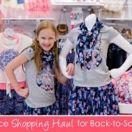 Justice Shopping Haul for Back-to-School Tween Fashion #EveryGirlEveryDay