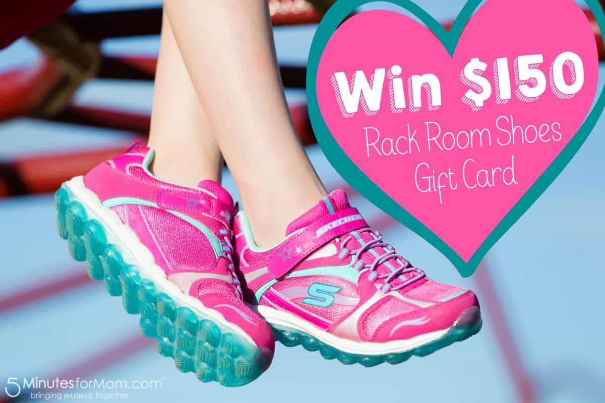 Rack Room Shoes Back to School Giveaway