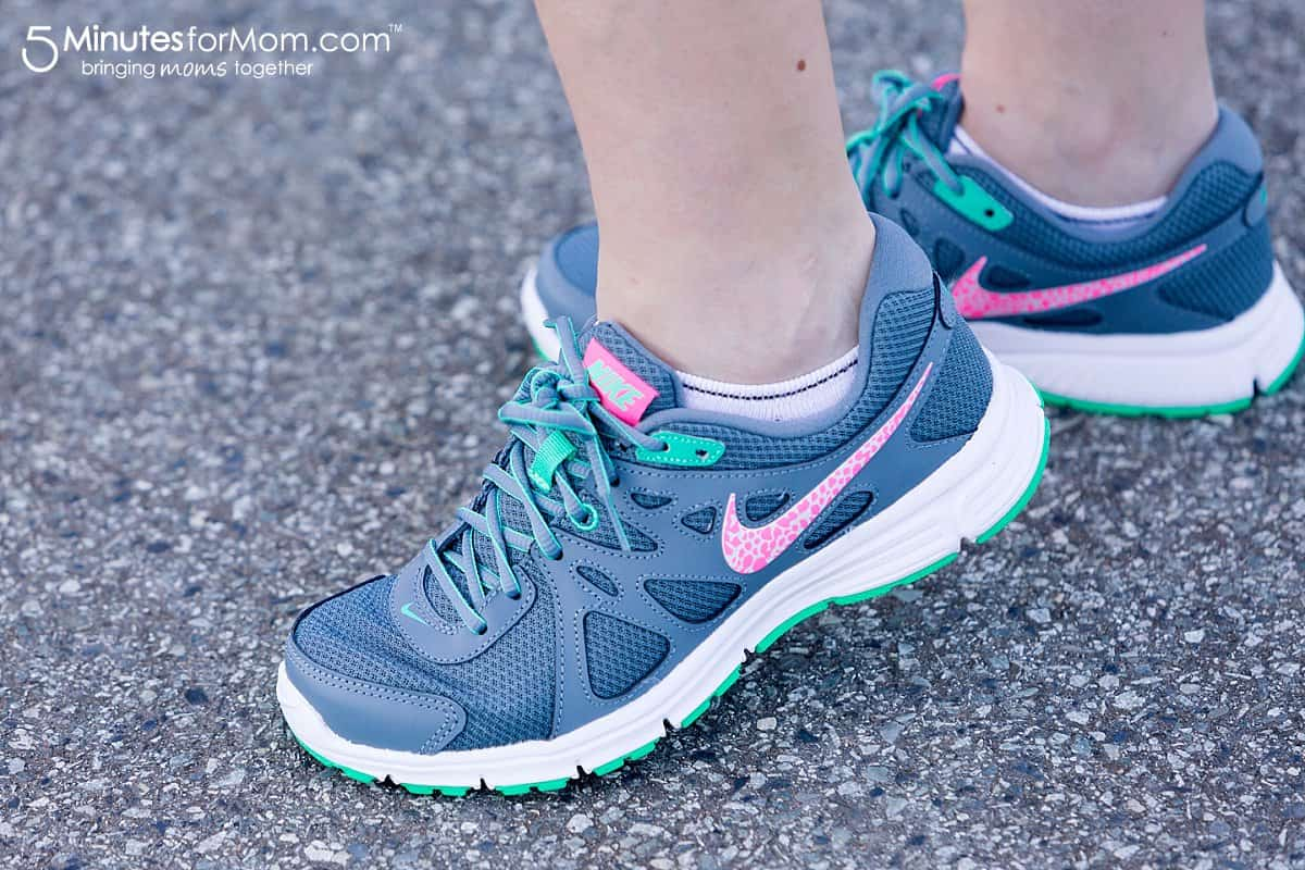 Rack Room Shoes Nike - 9 Minutes for Mom