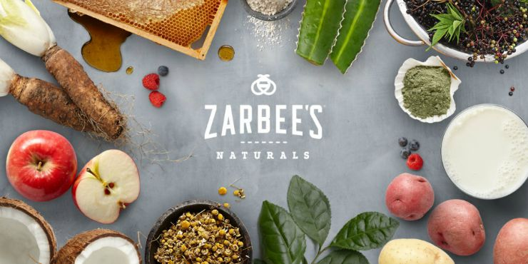 Zarbees Naturals Vitamin Drink Mixes