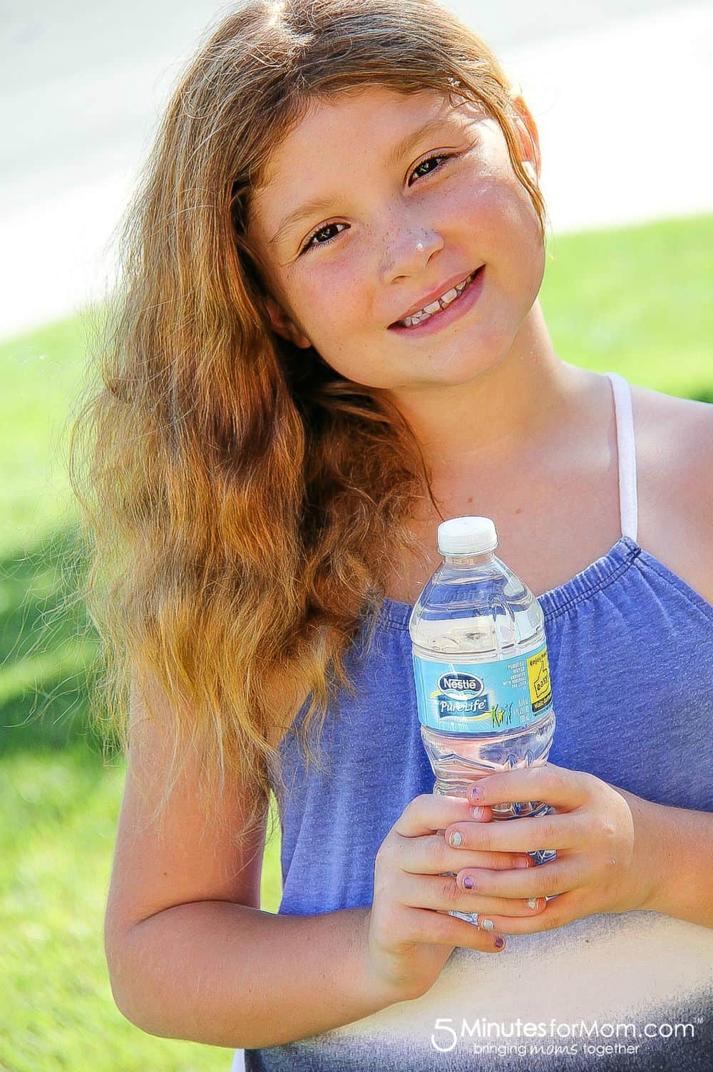 Encourage kids to drink more water with these tips.