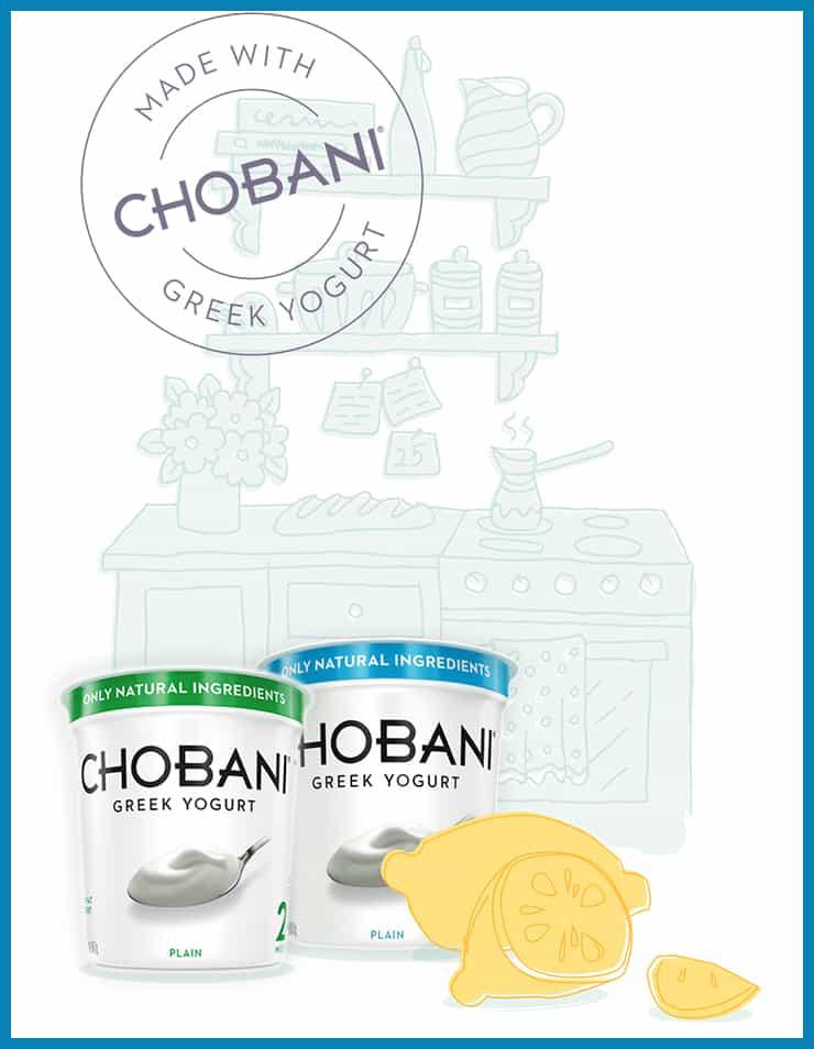 Delicious and Healthy Breakfast Bowl with Chobani Greek Yogurt