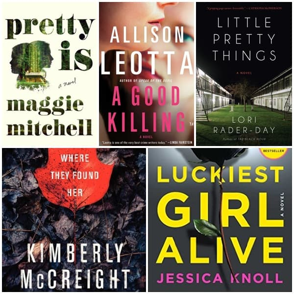 Loved Gone Girl? Try these 5 Thrillers