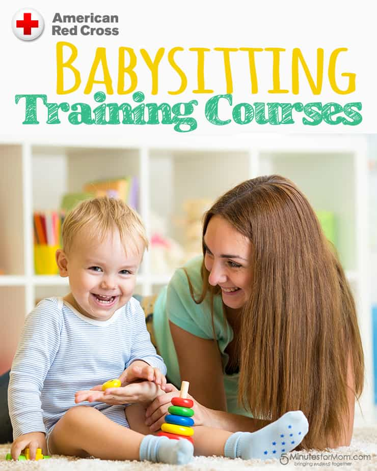 Babysitting Courses from the American Red Cross Give Sitters & Parents Peace of Mind.