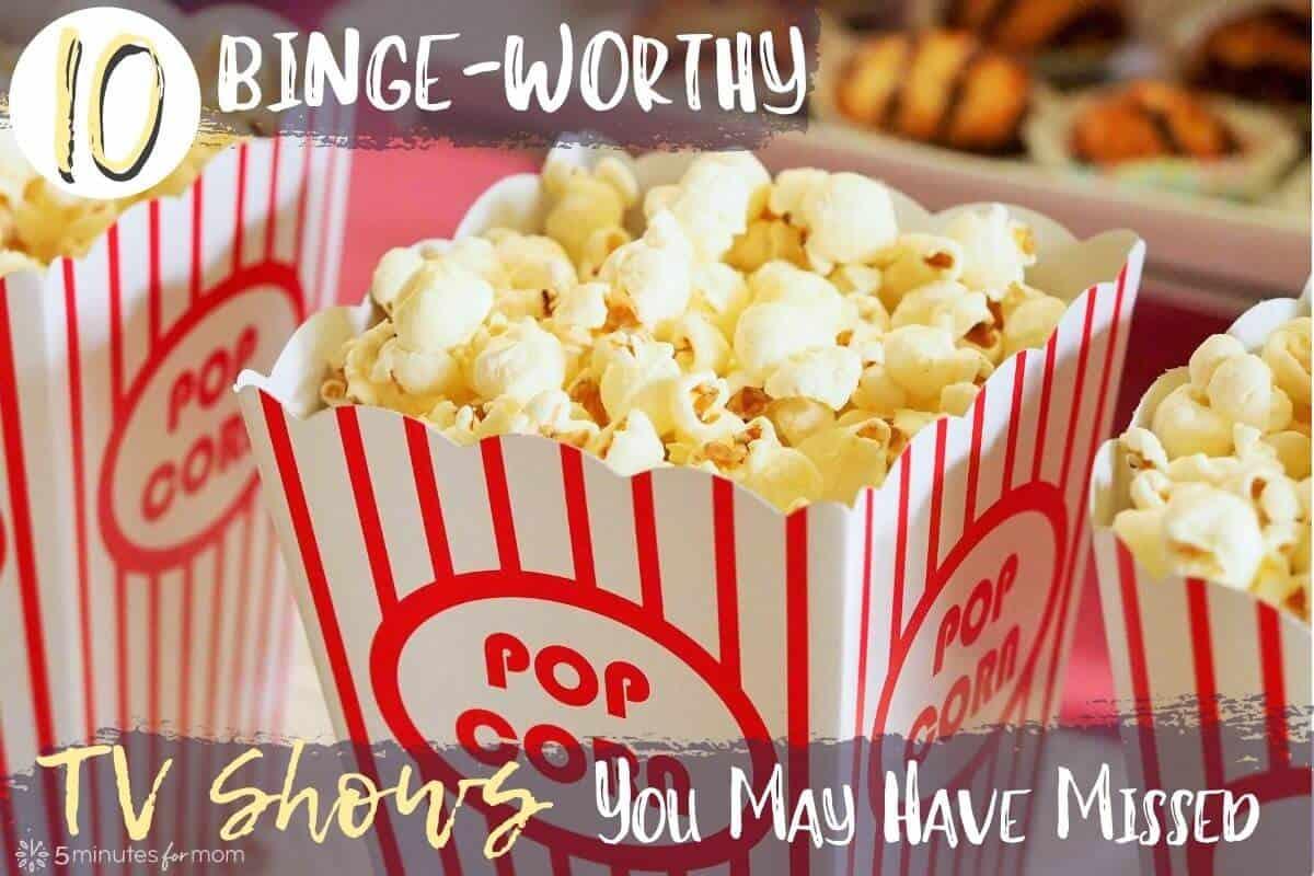 Binge Worthy TV Shows