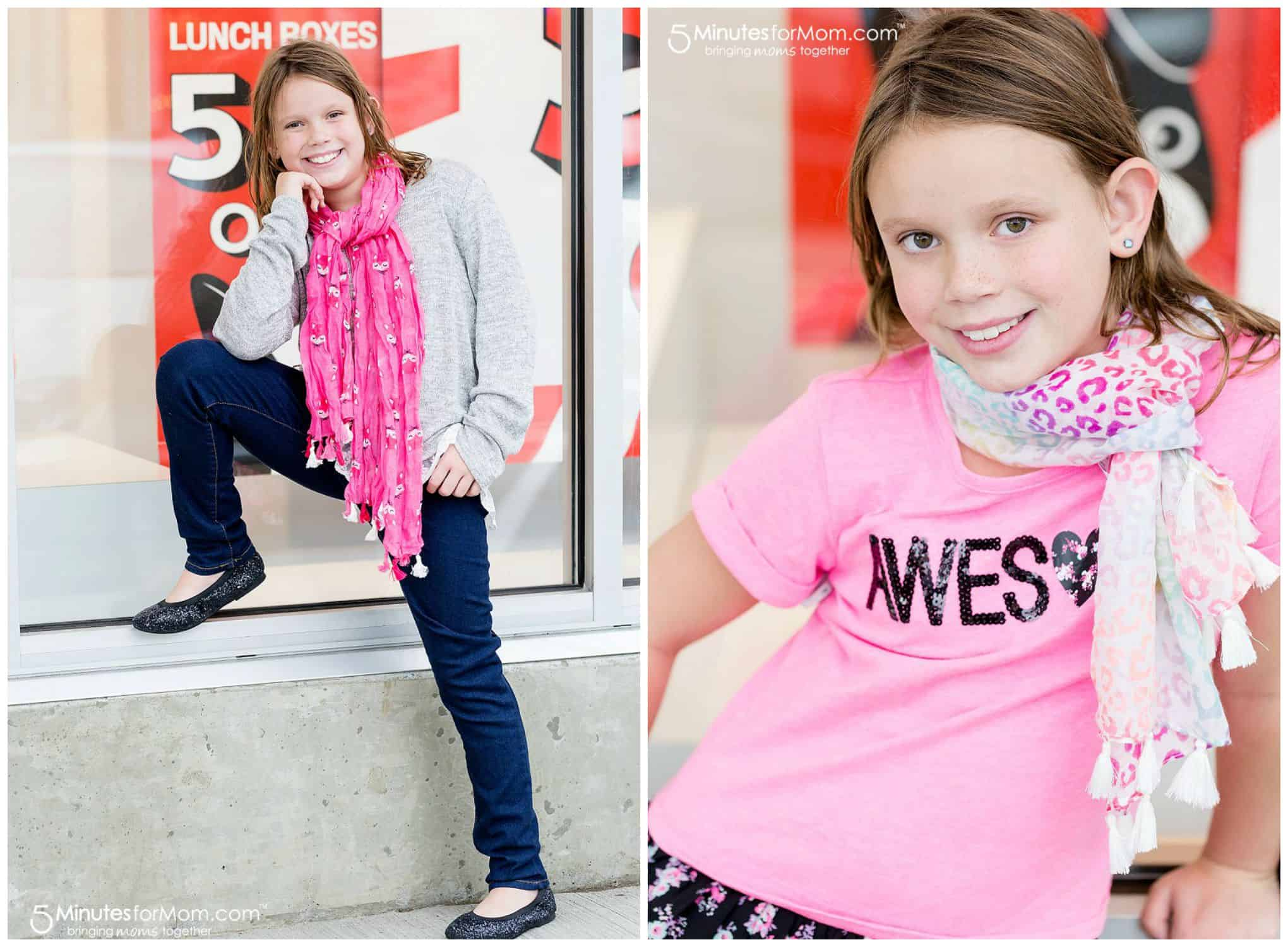 Childrens Place - Back to School - Styles