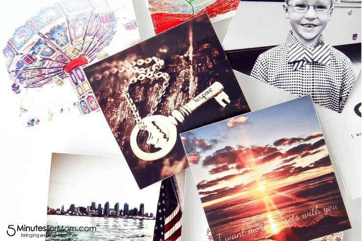 Create custom Instagram photo cards using BeFunky photo editing