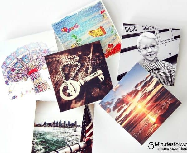 DIY Instagram Note Cards and Photo Editing Tips Using BeFunky