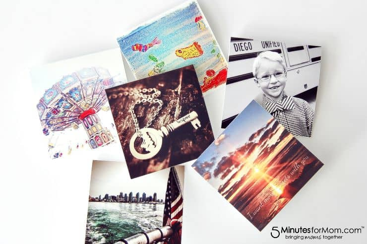 DIY Instagram photo cards using BeFunky photo editing
