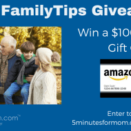 Celebrate Fall with a $100 Amazon Gift Card #Giveaway #FallFamilyTips