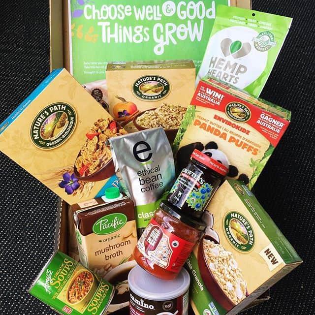 Natures Path Organic Week Prize Pack