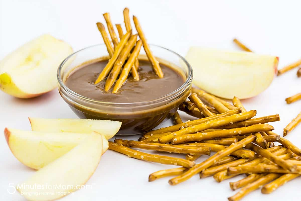 Peanut Butter Chocolate Dip