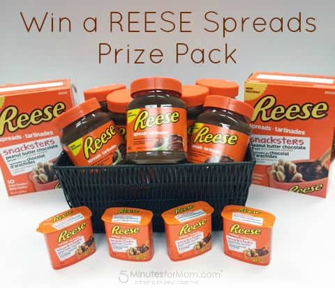 Reese Giveaway Prize Pack