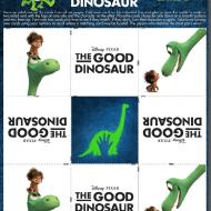 The Good Dinosaur Coloring Sheets #GoodDino