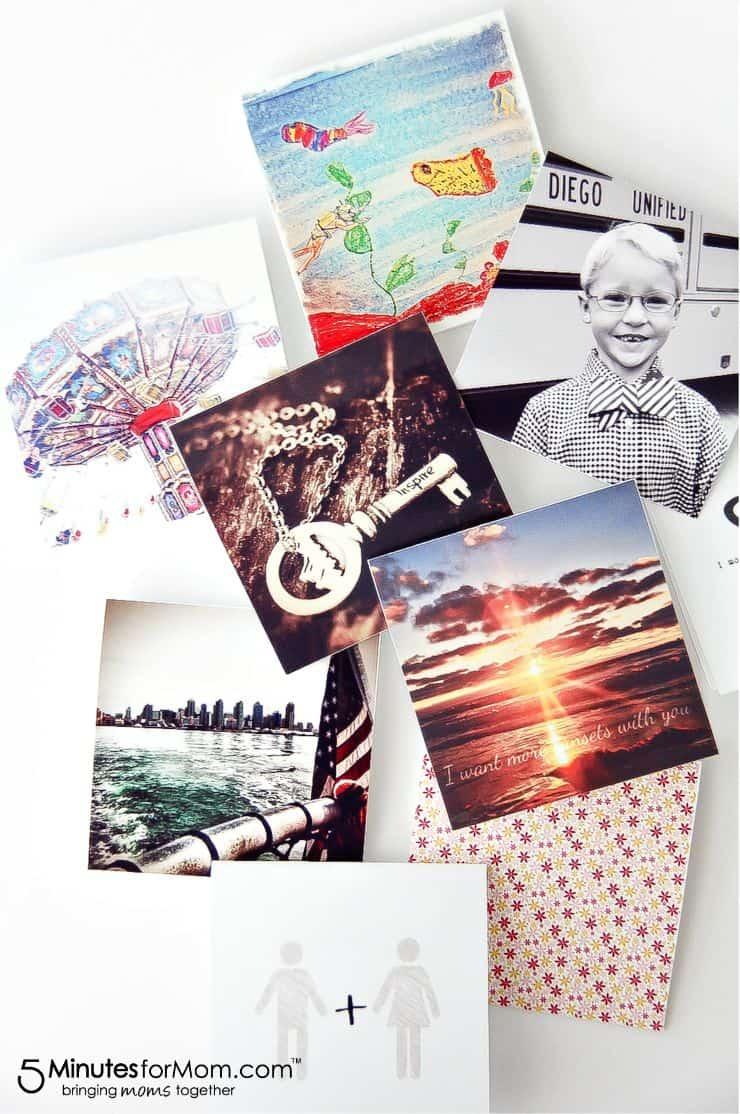 Use BeFunky photo editing to create custom photo cards